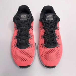 Nike Zoom Condition Training Shoe Size 8 Pink Gray